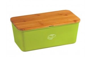 Pojemnik na chleb Kesper - zielony
