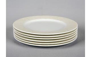 Kpl. 6 talerzy deserowych 19,5cm Caterina