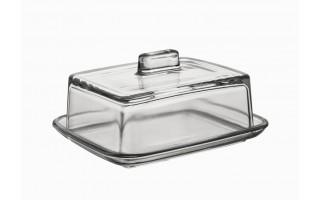 Maselnica szklana 14cm