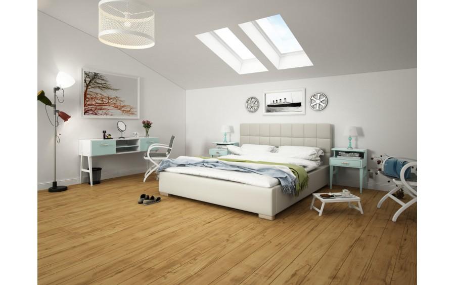 Concept III łóżko tapicerowane