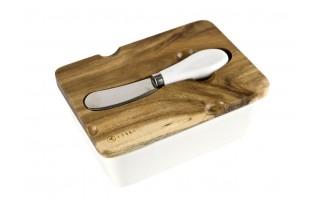 Maselnica z nożem
