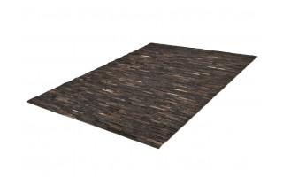 Dywan skóra 160x230 Tiago Dark Brown