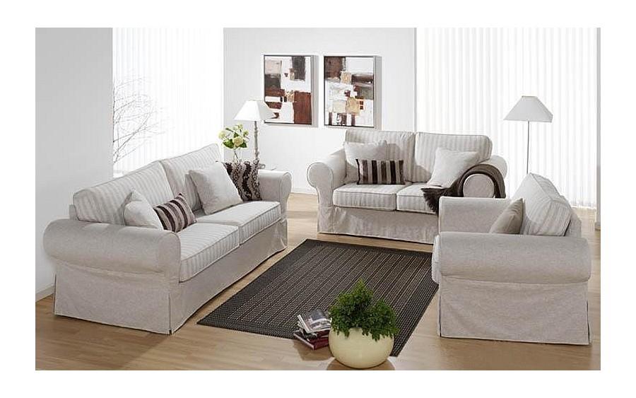 Classic Living Sofa 3
