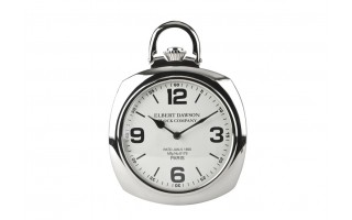 Zegar ścienny 32x32 cm metal