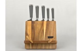 Blok z nożami - 5 części