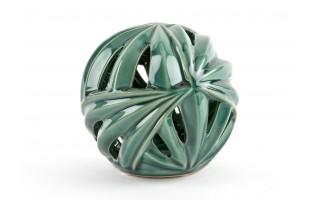 Ozdoba ceramiczna Kula 15,5 cm