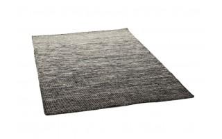 Dywan wełniany 160x230 White/Black