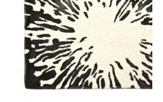 Dywan wełniany Charcoal 120x180