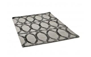 Dywan wełniany Grey/Charcoal 160x230