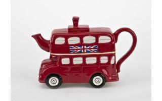 Ceramiczny imbryk Autobus