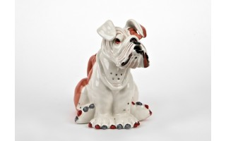 Ceramiczny imbryk Pies