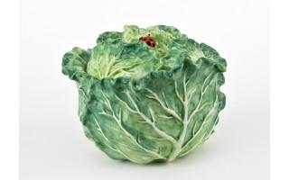 Ceramiczny pojemnik Kapusta zielona