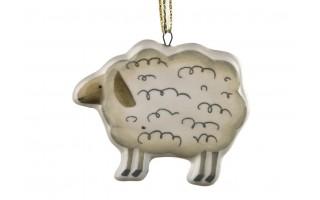 Ozdoba zawieszka Owca