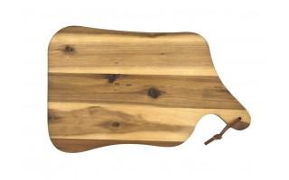 Deska do krojenia akacjowa Kesper 35cm