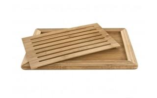 Deska do krojenia pieczywa Kesper 42cm