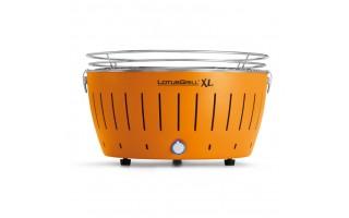 Grill bezdymny Lotus XL pomarańczowy