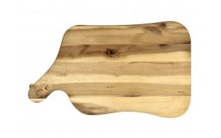 Deska do krojenia akacjowa 40cm
