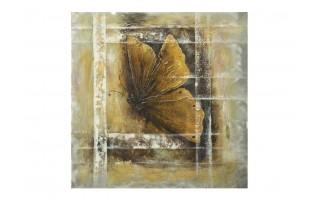 Obraz 100x100 cm Motyl