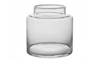 Pojemnik szklany 19 cm