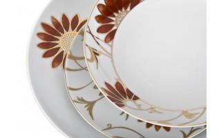 Zestaw porcelanowy 6/31 Royal Flower PROMO
