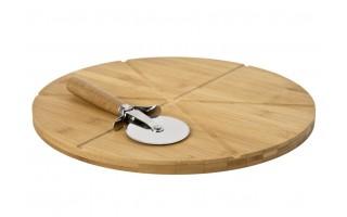 Deska do pizzy 32cm z radełkiem