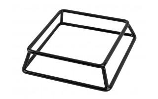 Stojak bufetowy kwadrat 18x18x5cm