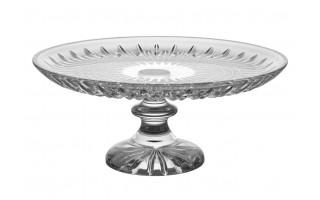 Patera kryształowa 30cm Violetta