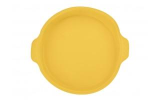 Foremka silikonowa 26cm żółta