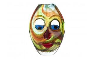 Ozdoba szklana Maska