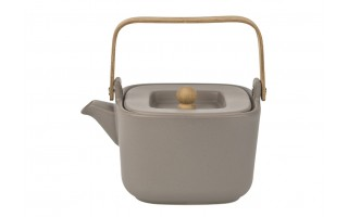 Ceramiczny dzbanek do herbaty 1L Husla