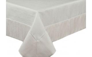 Obrus 150x300cm Glamour Cream