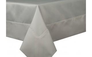Obrus 150x210cm Berrocal Cream Satin