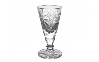 Kieliszek kryształowy do wódki Wrzos Iks