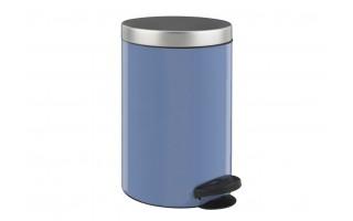Kosz na śmieci 14L Meliconi Bi-Colour Azzurro