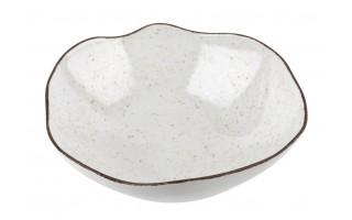 Salaterka 22cm Stone Age Cream