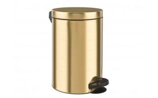 Kosz na śmieci 14L Meliconi Gold
