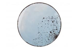 Talerz płytki 22cm Pepper Blue