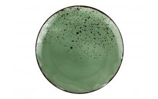 Talerz płytki 28cm Pepper Green