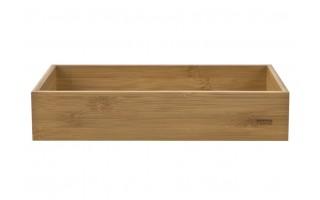 Taca do serwowania bambusowa 30x15cm Kesper