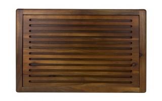 Deska do krojenia akacjowa GN 1/1 60x40,2cm