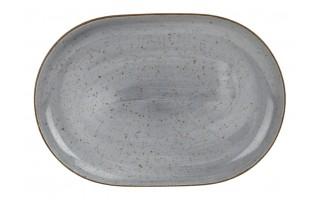 Półmisek owalny 28cm Boss Grey