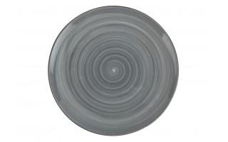 Talerz płytki 27,5cm Joy Grey