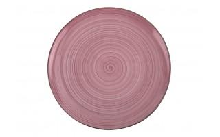 Talerz płytki 27,5cm Joy Pink