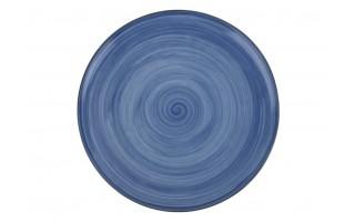 Talerz płytki 27,5cm Joy Blue