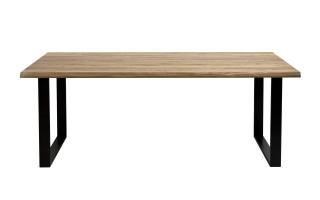 Stół 180x90cm Rustica dąb lakierowany