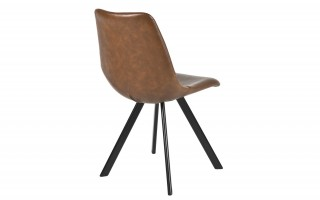 Krzesło HOT brąz