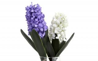 Hiacynt kwiat sztuczny