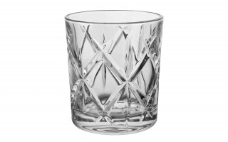 Szklanka Bohemia Whisky 9,5 cm.