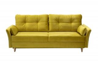 Sofa Rozalia 3F/BK