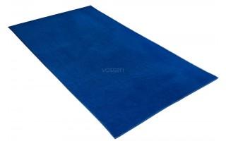 Ręcznik plażowy granatowy 100x180 cm